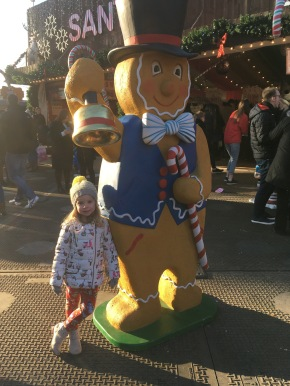 Winter Wonderland at HydePark