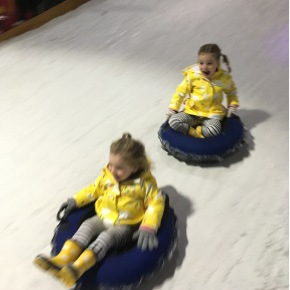 Snow Play at the Snow Dome, Tamworth