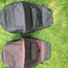 Faded pram fabric – asolution